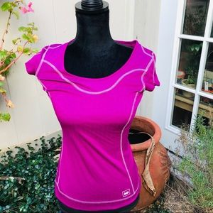 REI purple women's tee XS